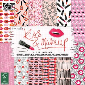 dovecraft-dovecraft-kiss-makeup-12x12-inch-paper-p