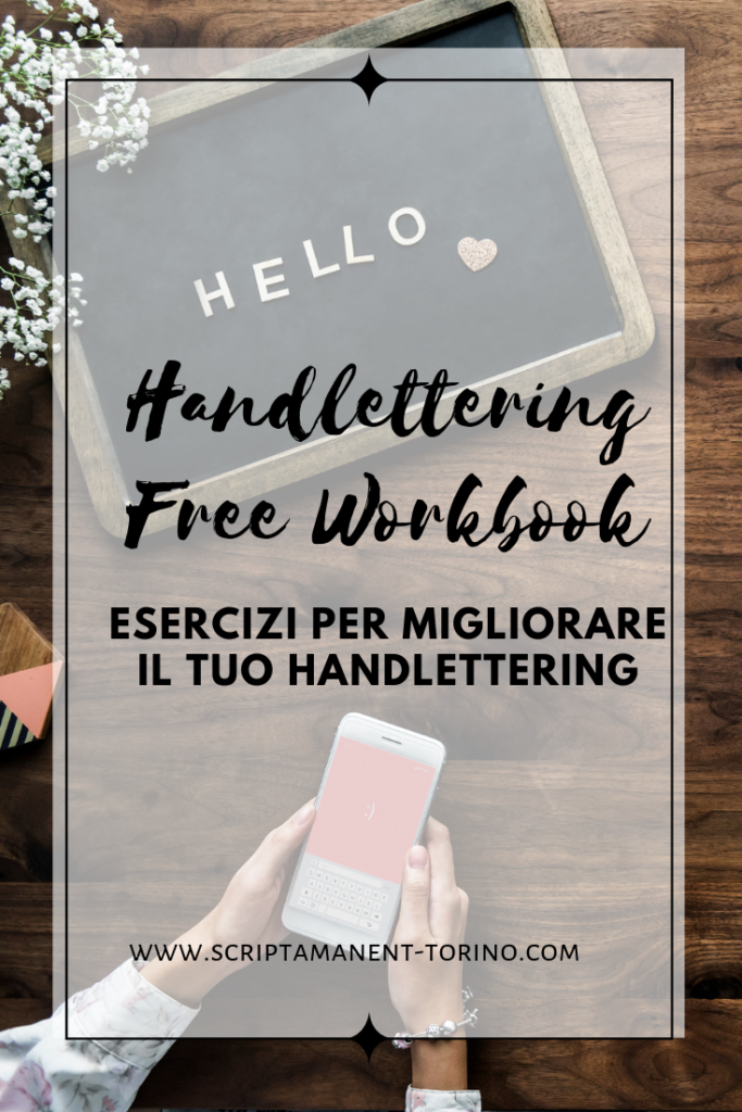 #handlettering #freeprintable #workbook